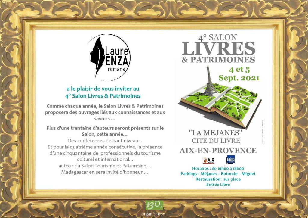 Salon Aix-en-Provence, 4 et 5 sept 2021